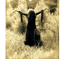 Casting Spells Photographic Print