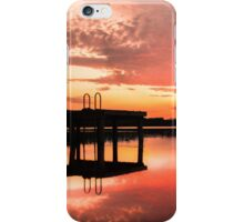 Sky on Fire iPhone Case/Skin
