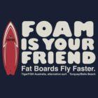 Foamie darks by Grant Forbes