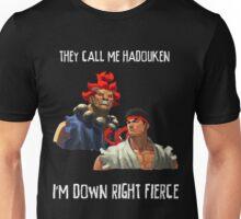 Down Right Fierce Unisex T-Shirt