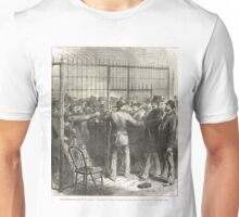 Fraud of the Century USA election 1876 Unisex T-Shirt