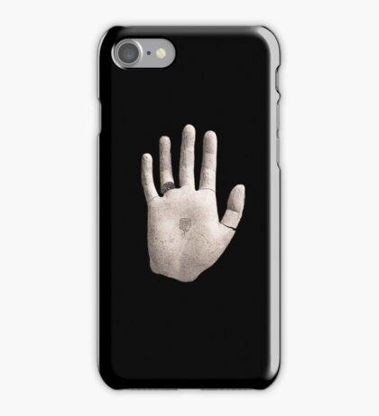 Chet Faker Built on Glass iPhone Case/Skin