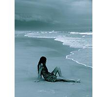 Wet Photographic Print