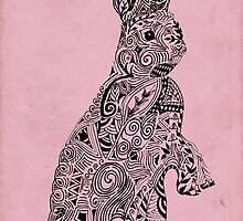 Rabbit_Pink by Kanika Mathur