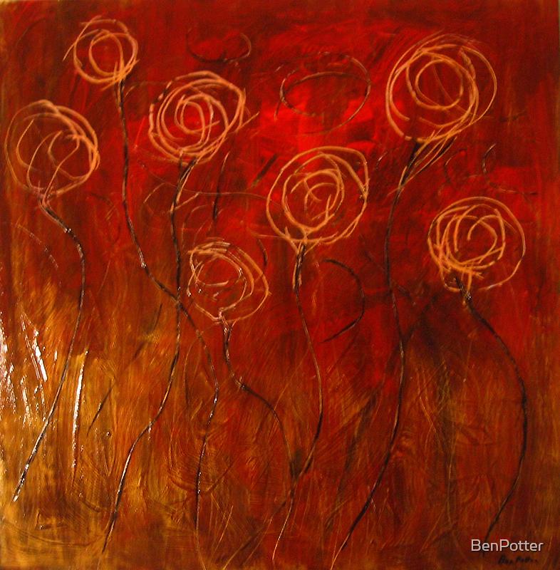 Onion Field by BenPotter