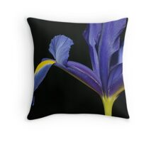 Iris ~ Into the light Throw Pillow