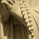 A Prayer For You Hands In Prayer ~ Angel by Marie Sharp