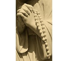 A Prayer For You Hands In Prayer ~ Angel Photographic Print
