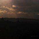Edinburgh Castle by lukefarrugia