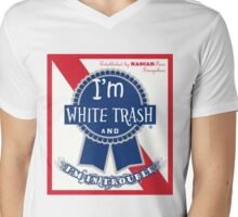 South Park PBR Satire Mens V-Neck T-Shirt