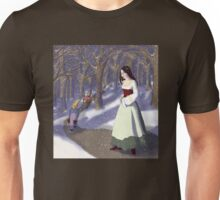 Wishing You a Snow White Christmas Unisex T-Shirt