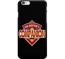 Doctor's Companion iPhone Case/Skin