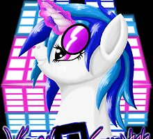 MLP Vinyl Scratch: For The Love Of Music by PhoenixCore