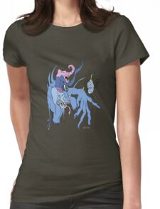 ELEPHANT MADNESS Womens Fitted T-Shirt