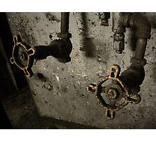 Knobs Photographic Print