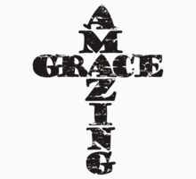 AMAZING GRACE Kids Tee