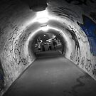Tunnel Vision by lukefarrugia
