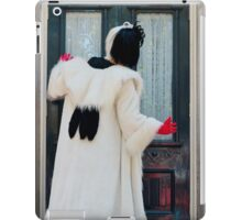Do you wanna steal some puppies? iPad Case/Skin