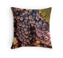 Vinyard Still Life Throw Pillow
