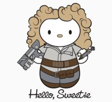 Hello Sweetie - STICKER by Mandrie
