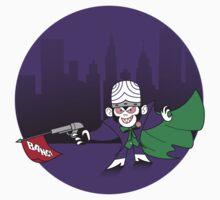 Mojo Joker - STICKER by Mandrie