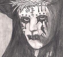 Joey Jordison by Tam Edey