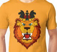 The Fallen King Lion Unisex T-Shirt
