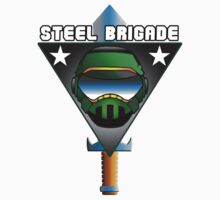 STEEL BRIGADE. Kids Clothes