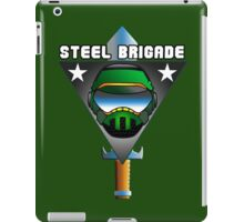 STEEL BRIGADE. iPad Case/Skin