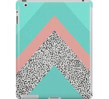 90s Chevron iPad Case/Skin