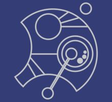 Custom Name in Circular Gallifreyan from Doctor Who (Please message me your name before ordering!)  T-Shirt
