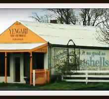 Yengari Wine & Produce - Taradale, Victoria by AUSSKY