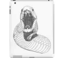 Snakes. Why'd it have to be snakes? iPad Case/Skin