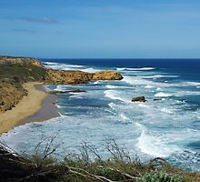 Point Nepean by Kerry  Hill