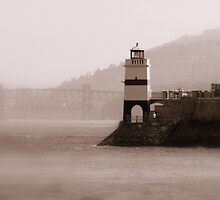 Lighthouse In The Midst by Yvette Bielert