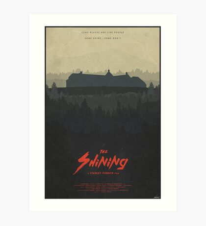 The Overlook - The Shining Art Print