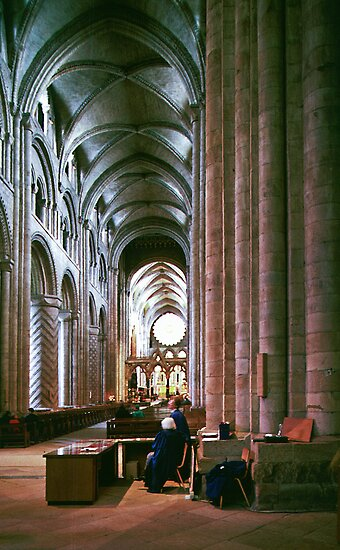 1997 Durham Nave by Fred Mitchell