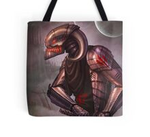 Ready for the fight.... and fate Tote Bag