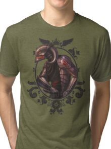 Ready for the fight.... and fate Tri-blend T-Shirt