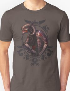 Ready for the fight.... and fate Unisex T-Shirt