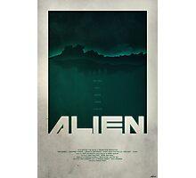 Survival - Alien (1979) Poster Photographic Print