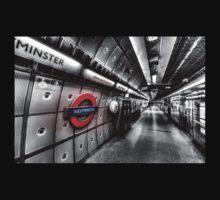 Underground London Kids Tee