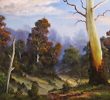 Country View by John Cocoris