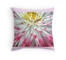 Hot Tips! Throw Pillow