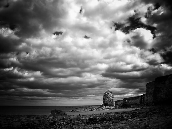 Light of the watch tower by clickinhistory
