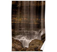 Ashgill Falls Poster