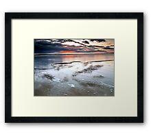 Dawn Tide Framed Print