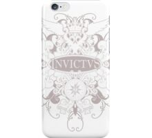INVICTVS iPhone Case/Skin