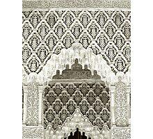The Alhambra Photographic Print