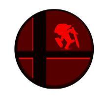 Smash Bros. Toon Link Photographic Print